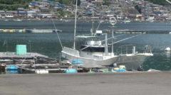 賀田湾でカセ筏釣り|賀田インターから5分の丈丸渡船